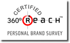 360° Reach certification badge